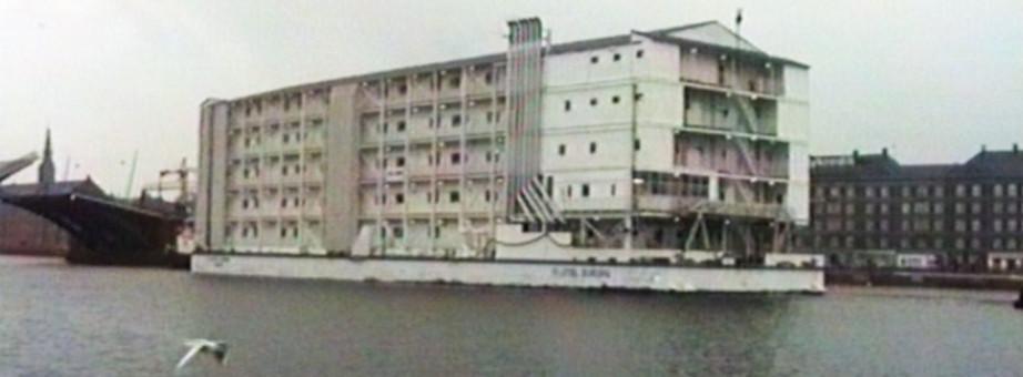 MARTEDì 26 OTTOBRE // Proiezione e discussione del documentario: Flotel Europa