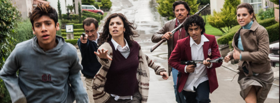 MARTEDì 3 OTTOBRE // ORE 20.45 // Proiezione e discussione del film: La zona