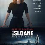 MARTEDì 13 NOVEMBRE 2018, ORE 20.45 : MISS SLOANE