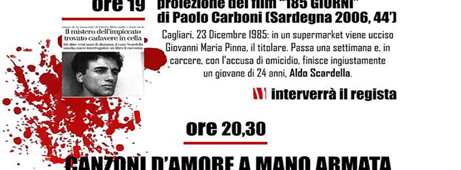 Venerdì 17 Novembre, ore 19 in via Molise 62 | Proiezione del documentario